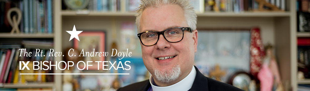 Bishop Diocesan, C. Andrew Doyle